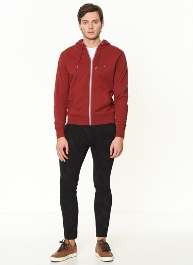 Tommy Hilfiger Sweatshirt Bordo